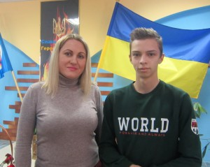 Данил Бехтольд Оксана Титаренко Суми 6