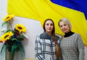 Олена Лапоногова Людмила Химич Лебедин