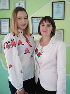 Софія Матвєєва Ларисв Руденко Білопілля